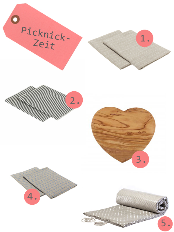 Picknick-Zeit